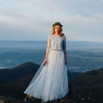 Moderne Brautmode von noni 2018