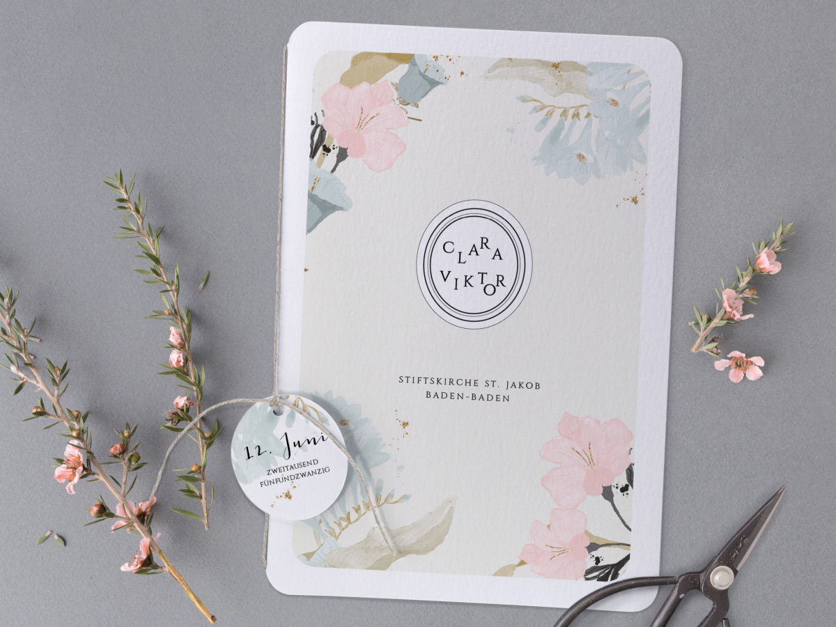 Hochzeitskarten individuell