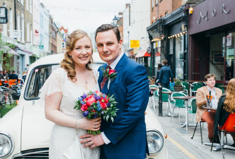 old finsbury town hall wedding photography london quirky alternative photographer-57