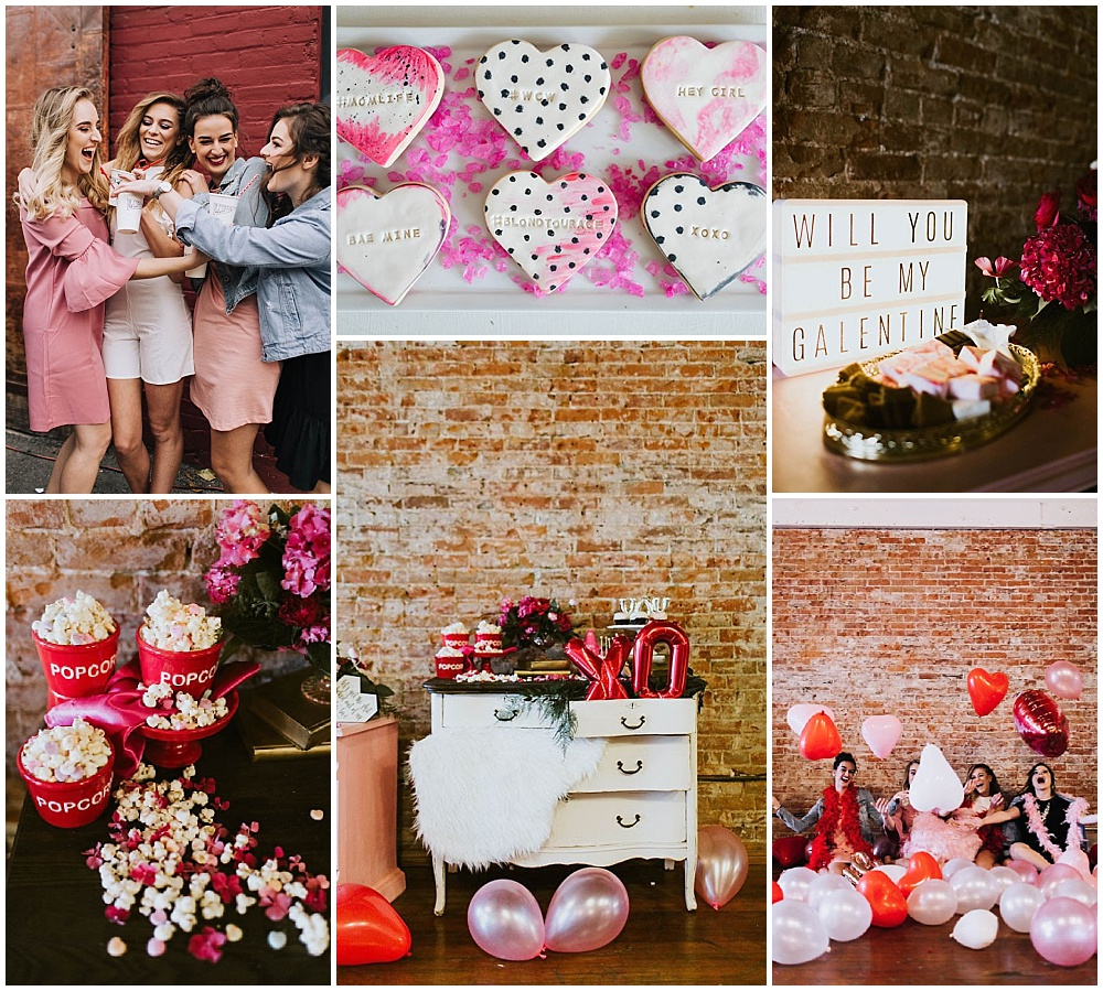 Happy Galentine's Day – Ideen für den Team Braut Tag