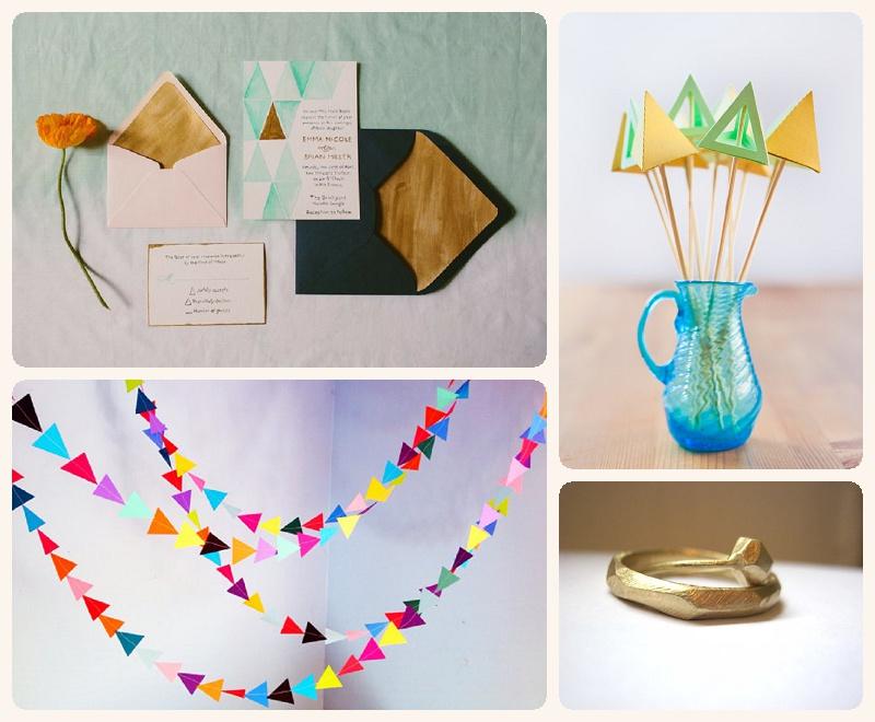 Trend 2014: Geometrie und Neon