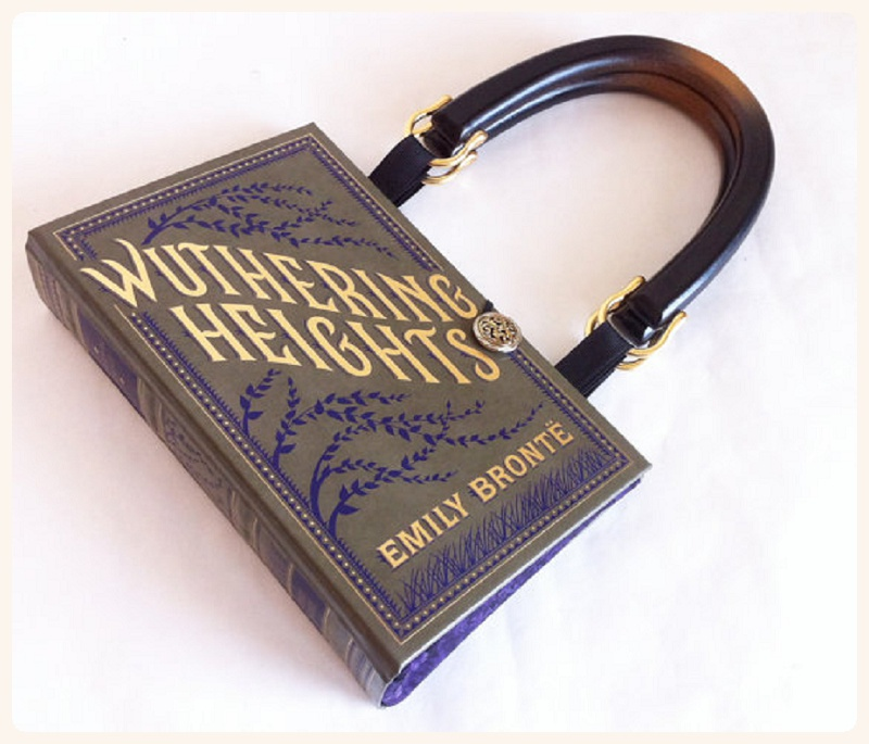 Handtasche aus Buchcover NovelCreations