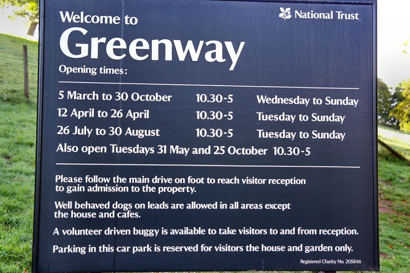 greenway National Trust