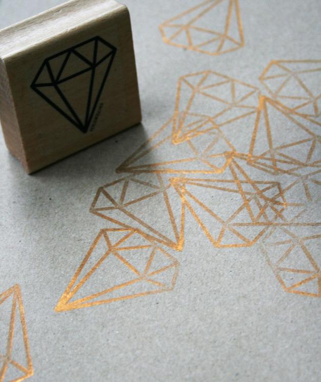 Fundstück der Woche #1: Diamant Stempel