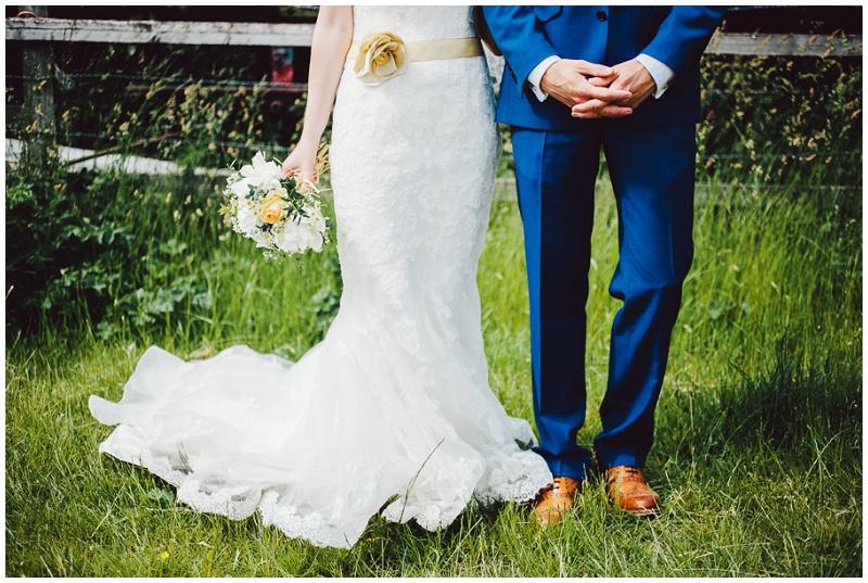 Sarah & Dave Country Side Wedding
