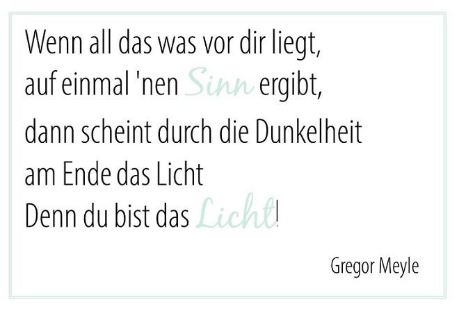 Klangliebe #1: Du bist das Licht – Gregor Meyle
