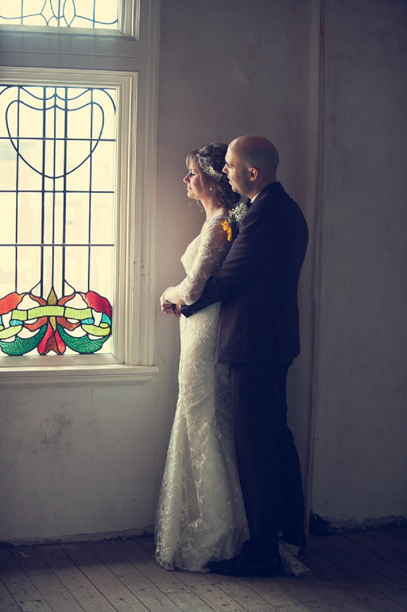 DIY Hochzeit Manchester MR Sleeve