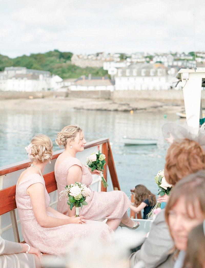 Hochzeit am Meer Cornwall David and Laura Taylor and Porter