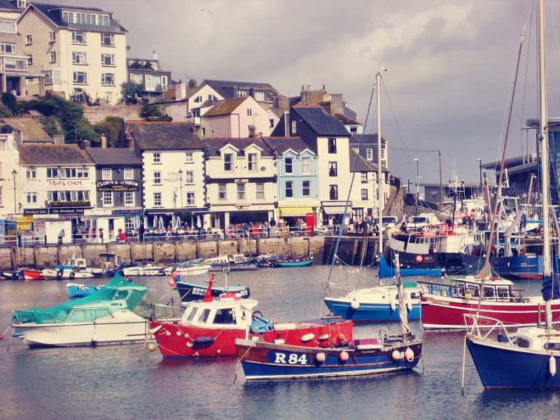 Brixham Devon