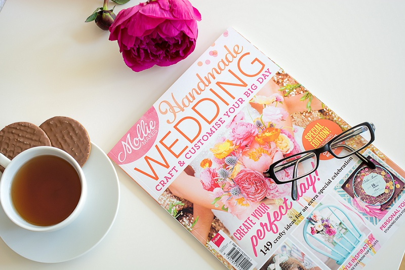 Mein Lesetipp: Mollie Makes Handmade Wedding 2014