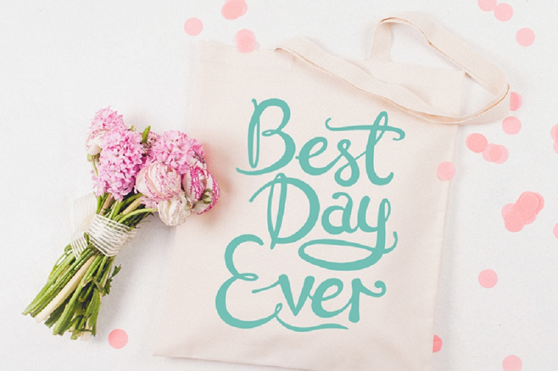 Alphabet Bags Best Day Ever