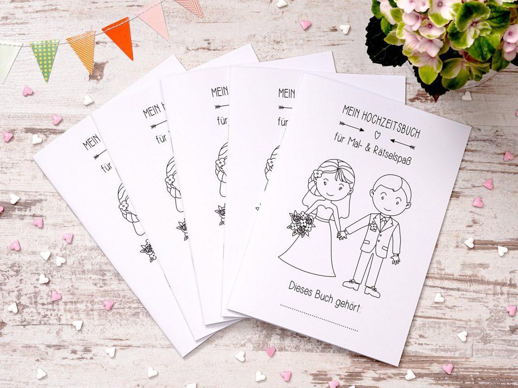 9 originelle Ideen zur Unterhaltung von Kindern auf der Hochzeit