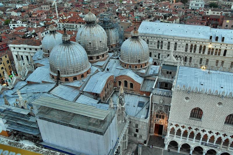 Venedig Markuskirche
