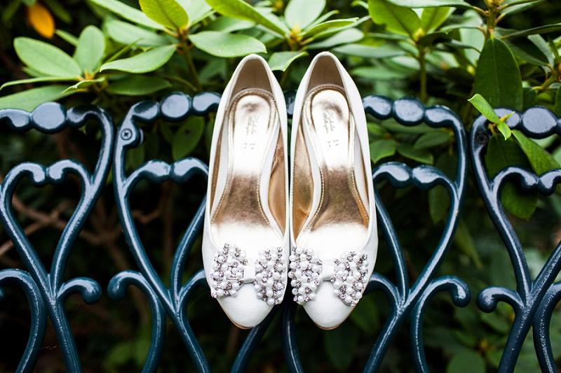 Hochzeit Schuhe navyblur