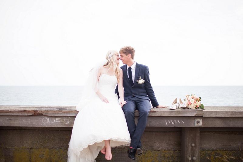 Ahoi zur Maritimen DIY-Hochzeit in Sussex von Navyblur