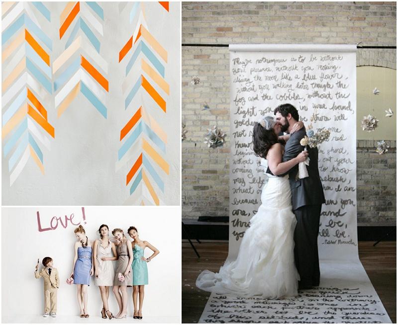14 Kreative Ideen Fur Photo Booth Hintergrunde Hochzeitsblog The