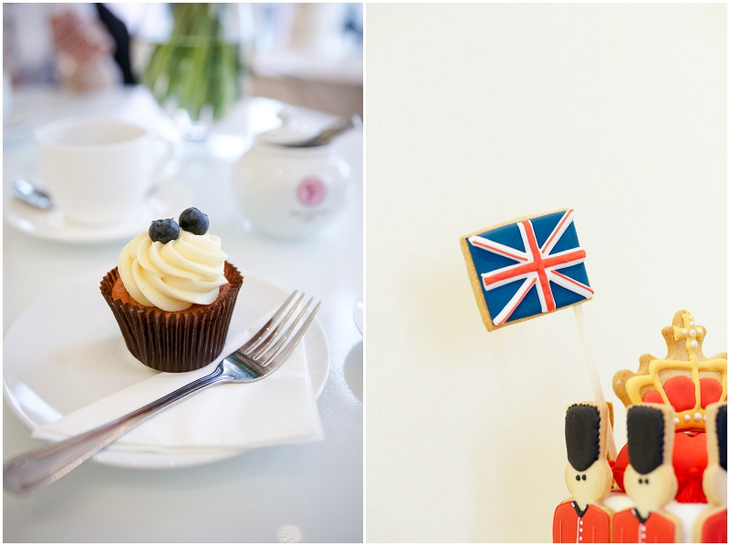 Peggy POrschen Union Jack Cookie