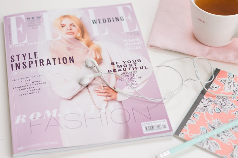 Mein Lesetipp: Elle Wedding UK