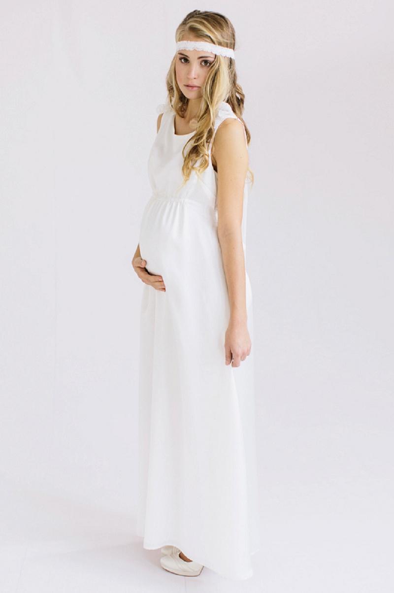 Brautkleid für Schwangere Soeur Coeur
