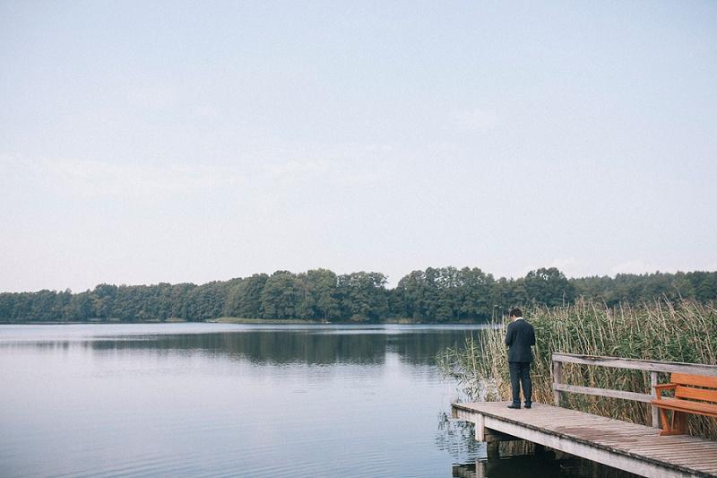 Hochzeit Schorfheide See