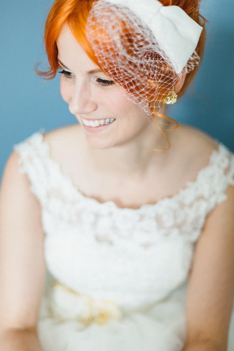 Hochzeit Headpiece