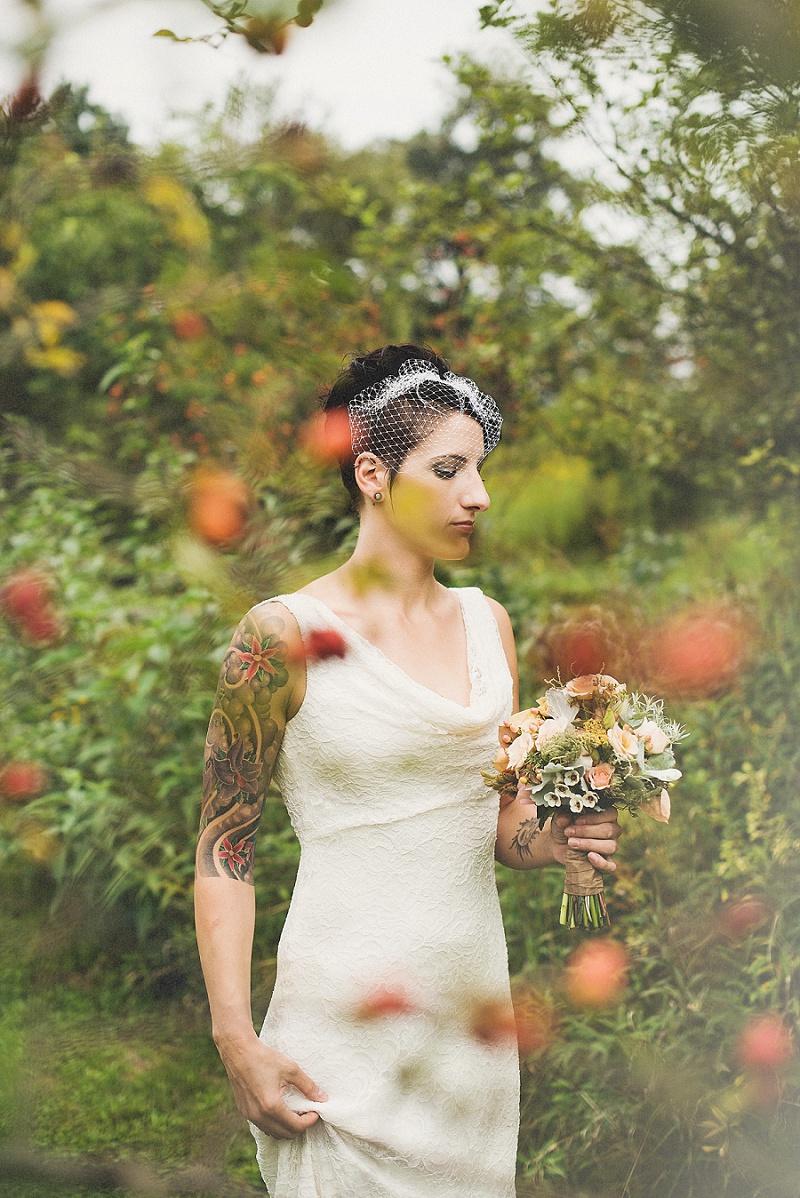 Braut Tattoos