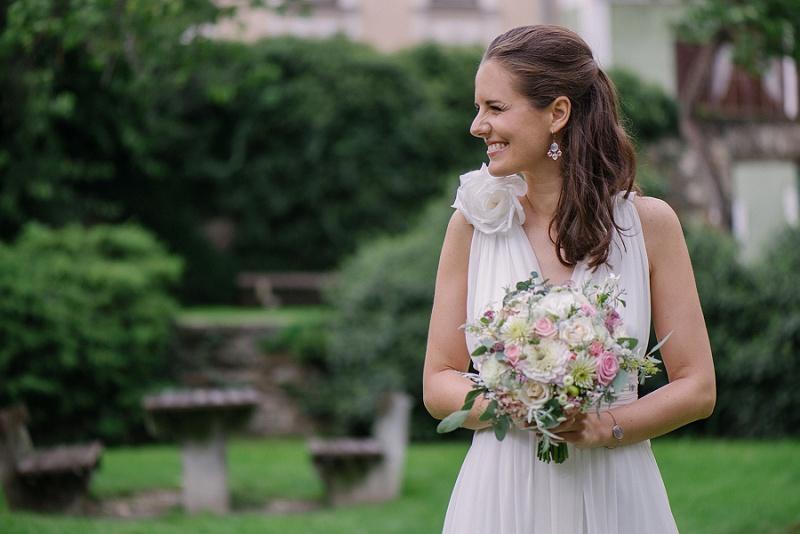 Moderne DIY-Hochzeit von Marie Bleyer