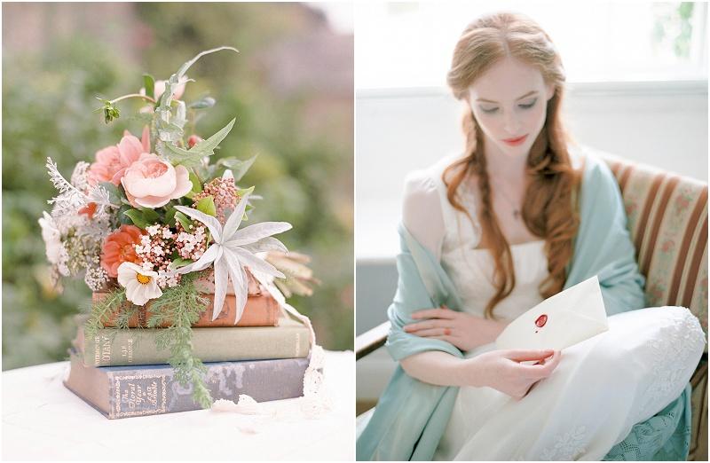 Jane Austen Inspirationen: Heiraten wie bei Pride & Prejudice von Taylor & Porter