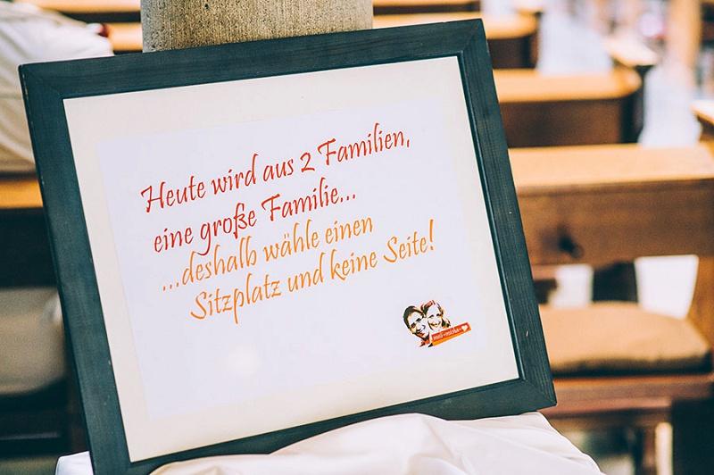 kirchliche trauung schild - Furbitten Hochzeit Katholisch Beispiele