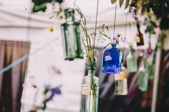 Hochzeit Blumen Deko