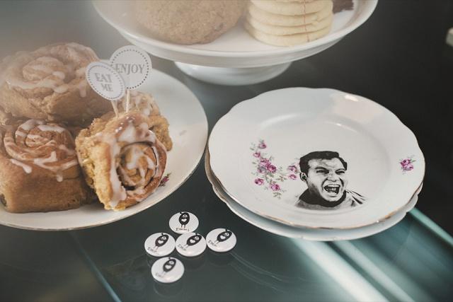 Hochzeit alternative Tischdeko