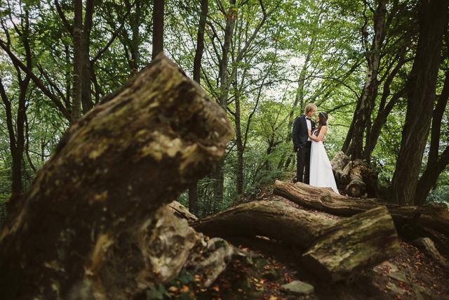 Lässig heiraten im Westfalenpark von Roland Polczer