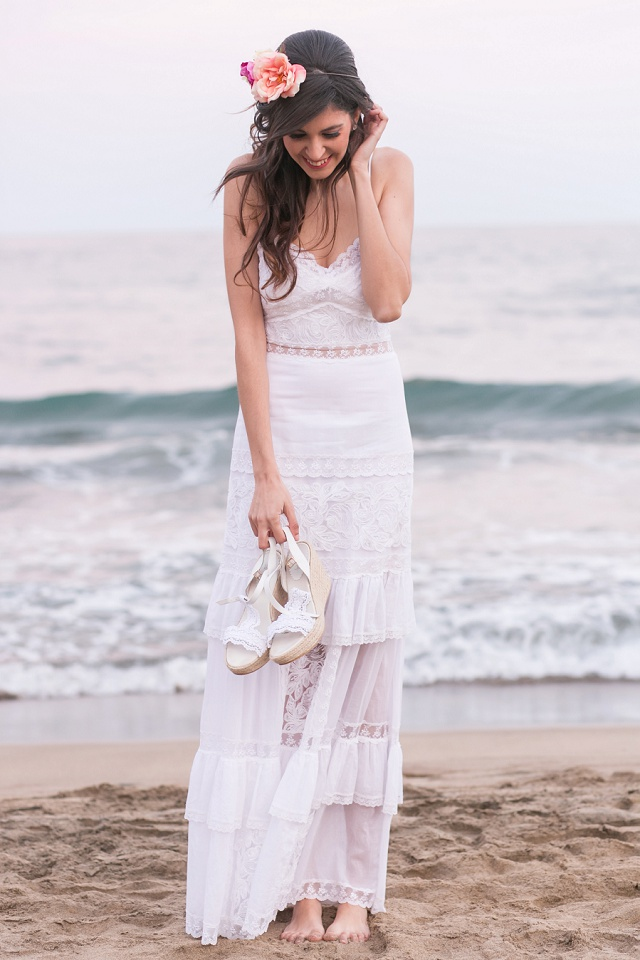 Heiraten am Strand mit Boho Chic von Ambrosia Wedding ...