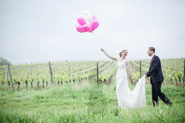 DIY Hochzeit auf dem Weingut von Annie Rohse Fotografie