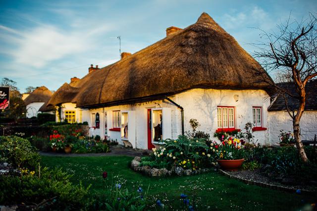 Irland-Schlösser und Herrenhäuser - Rundreise - Marion and Daniel  (48 von 100)
