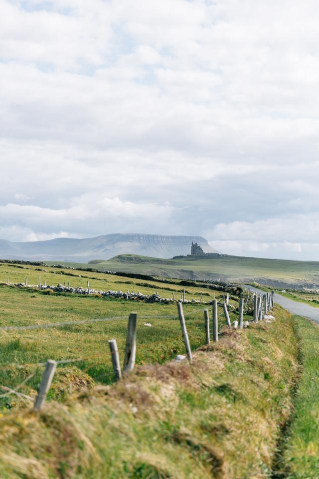 Mullaghmore Classiebawn Castle Irland Burg Sehenswürdigkeit
