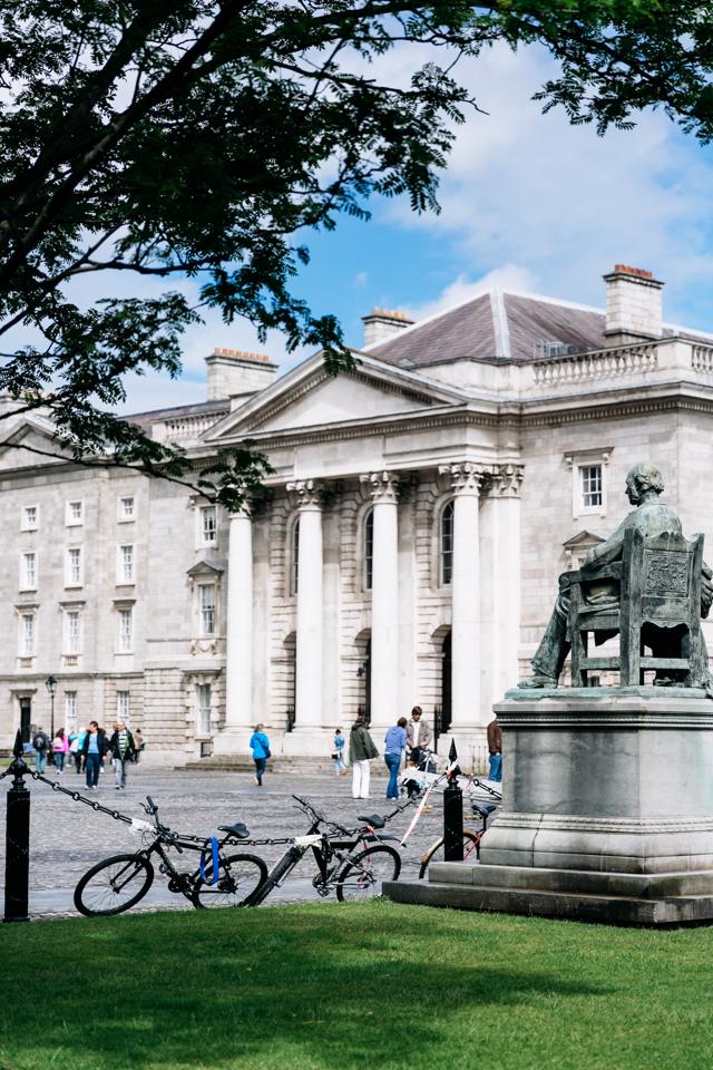 Irland Dublin Trinity College Tipps Sehenswürdigkeiten Reisebericht