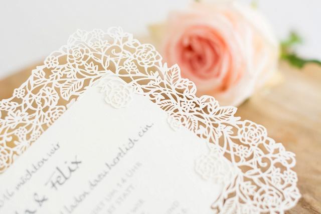 Lucy van Barnes Hochzeitspapeterie