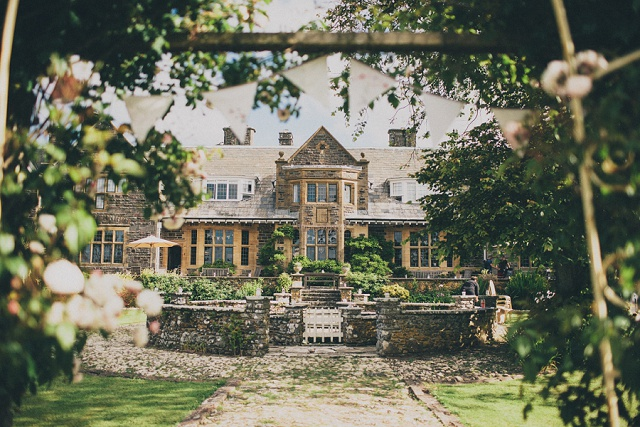 Pickwell Manor Devon wedding