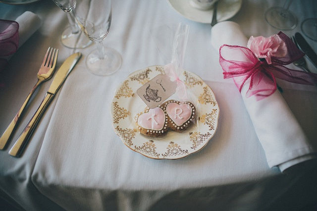 Gastgeschenk Hochzeit Kekse