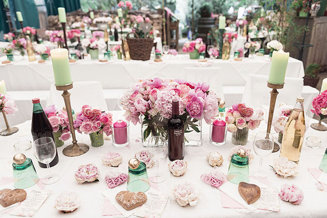 Bunte Vintage Hochzeit Von Sarah Bel Photography Hochzeitsblog The