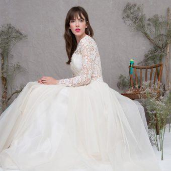Meine Favoriten aus der therese & luise Brautkleidkollektion 2016
