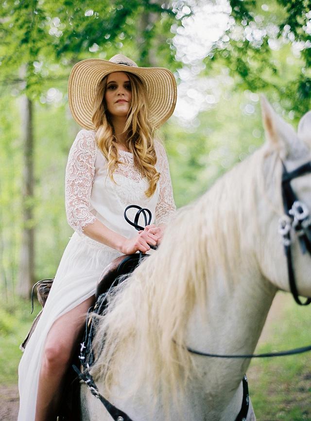 Brautkleid Boho Stephanie Wolff