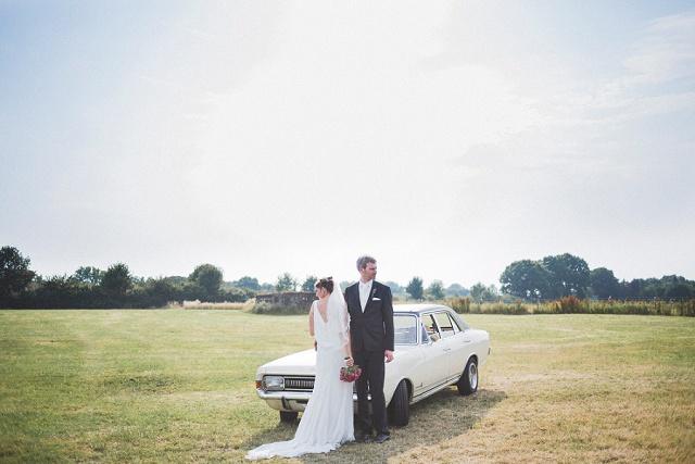 Moderne DIY Hochzeit im Walzwerk von die bahrnausen