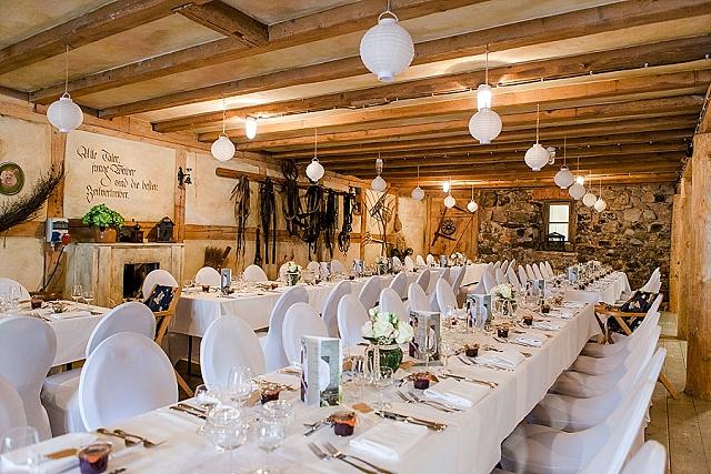 Hochzeit Q Stall