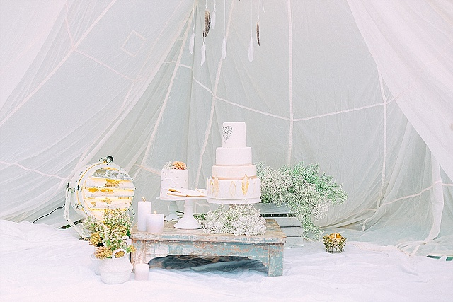 Sweet Table Boho