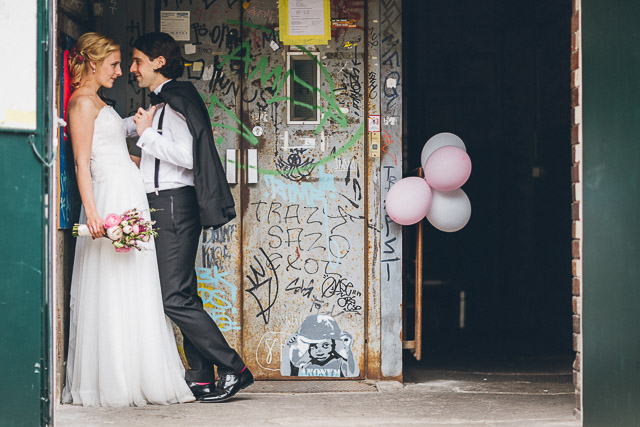 Hochzeitsfoto Berlin Potsdamer Platz Fabrik 23