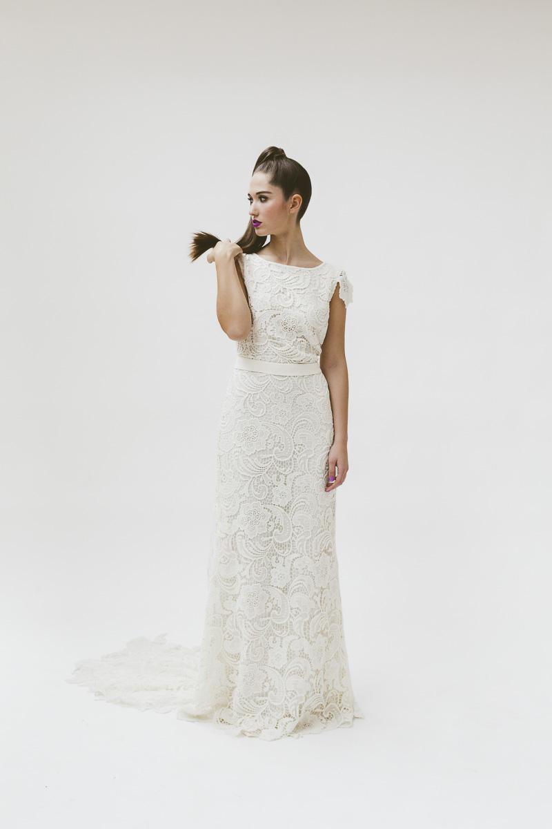 Victoria Rüsche Brautmode Kollektion 2016 | Hochzeitsblog The Little ...