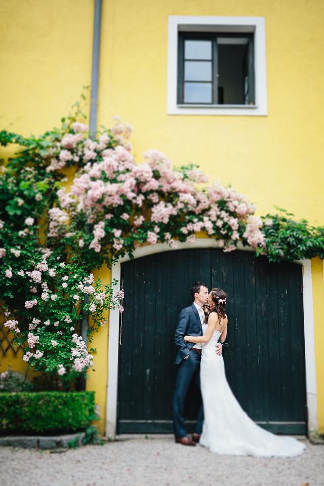 Hochzeit Marienschlössl Rosengarten