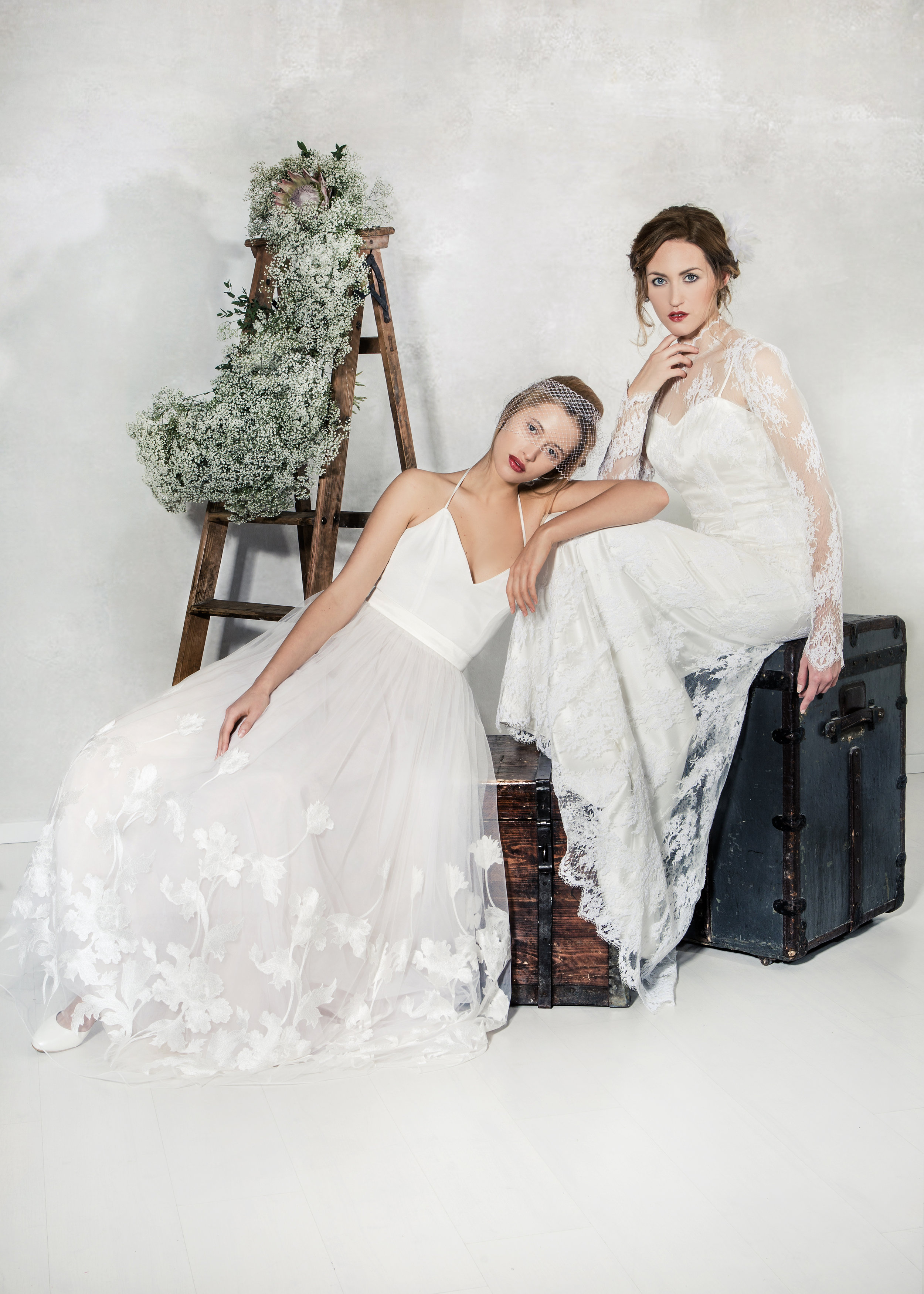 La Robe Marie Brautmode Kollektion 2016 | Hochzeitsblog The Little ...
